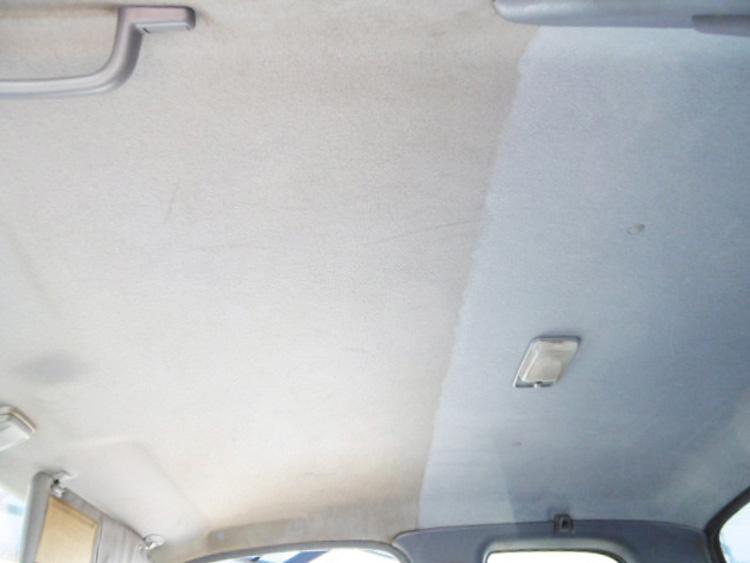 天井クリーニング ビフォーアフター