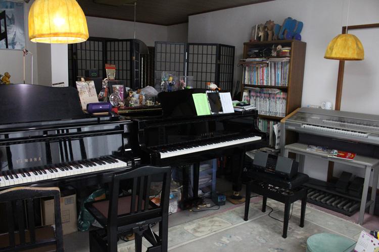 小林音楽教室 ピアノ