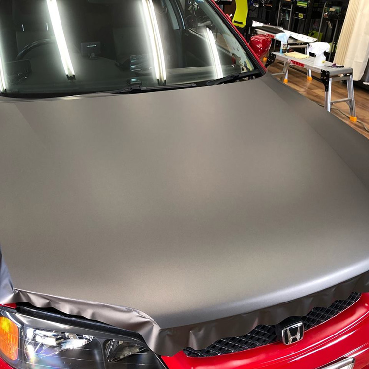 HONDA トルネオ Part wrapping