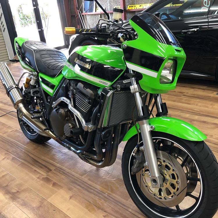 Kawasaki ZRX1200R decal