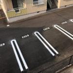 プレジール 駐車場