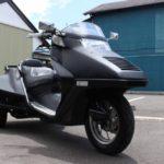 フュージョンタイプ 250cc マットブラック
