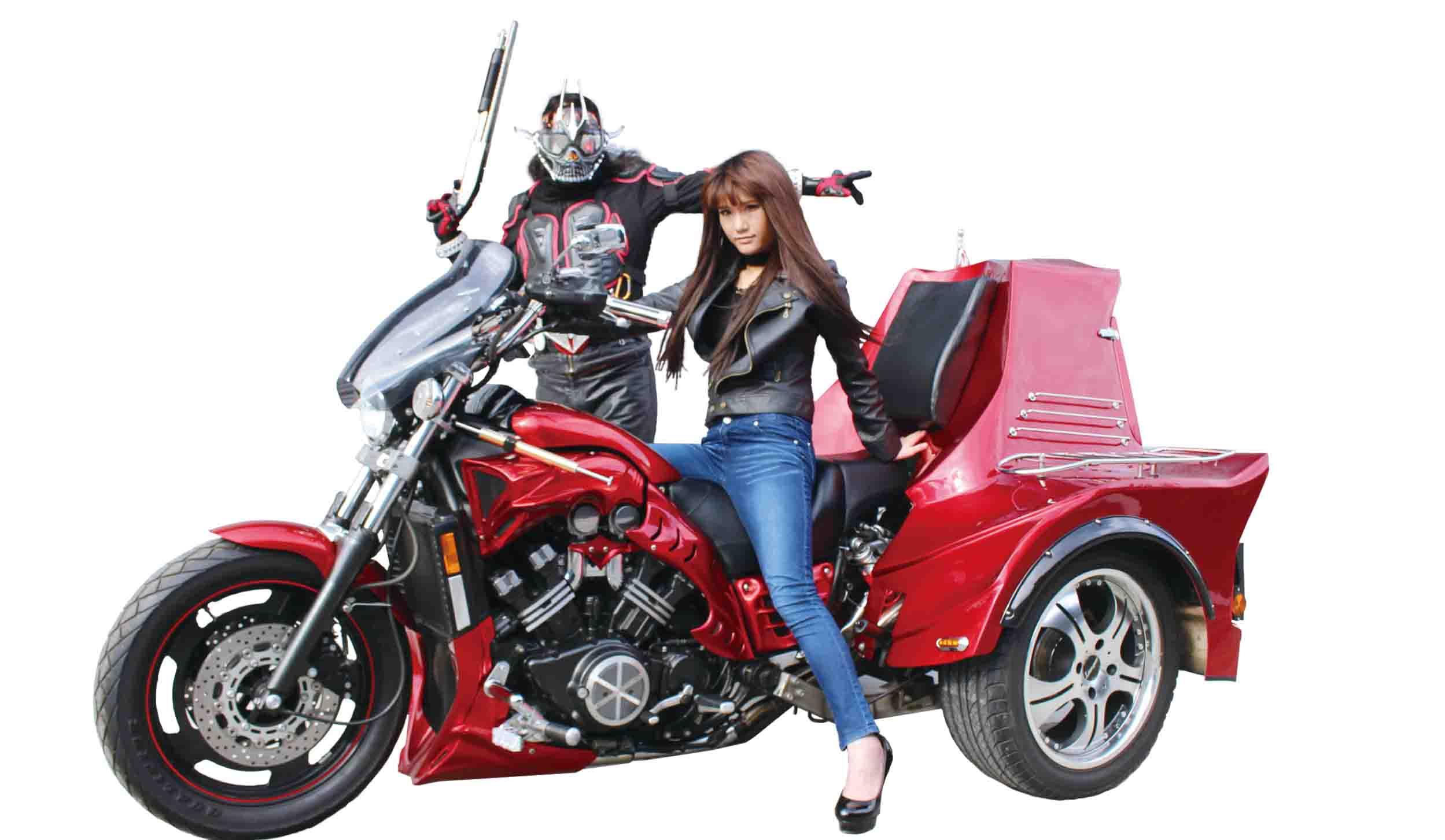 womenrider-history