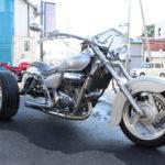 HONDA マグナ 250cc トライク
