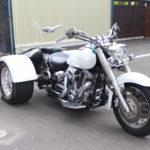 ヤマハ ロードスター 1,600cc トライク