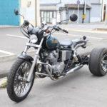 ホンダ レブル 250cc トライク