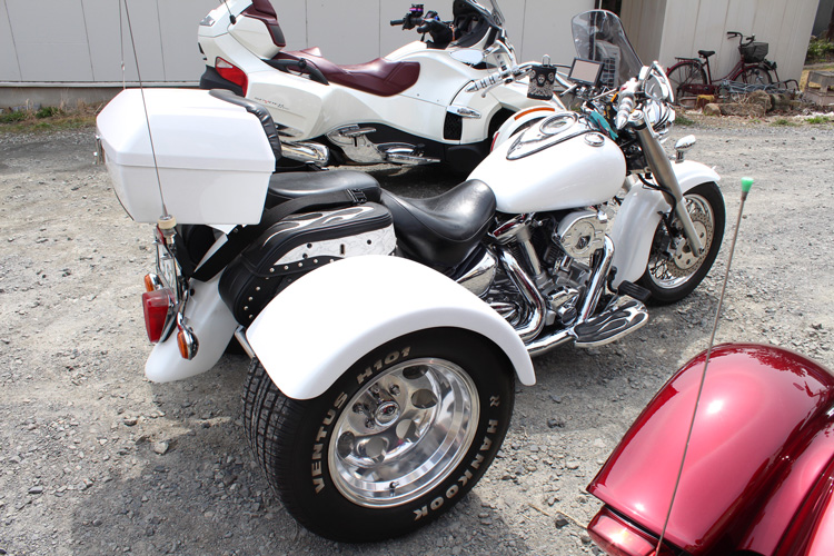 ヤマハ XV1600