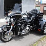 ハーレー 100th 記念モデル 1580cc トライク