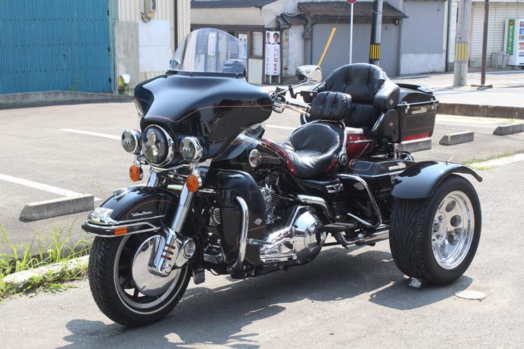 ハーレー 1,450cc トライク