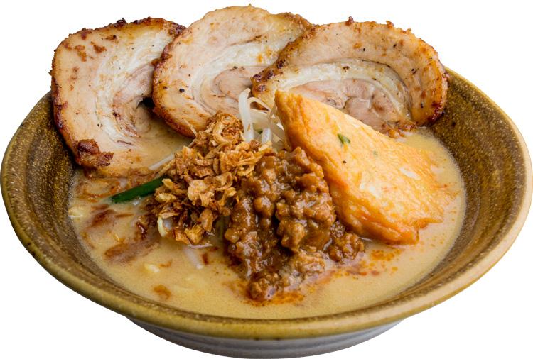 九州麦味噌 味噌漬け炙りチャーシュー麺