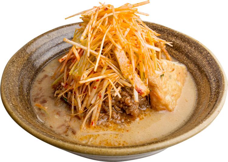 九州麦味噌肉ネギらーめん