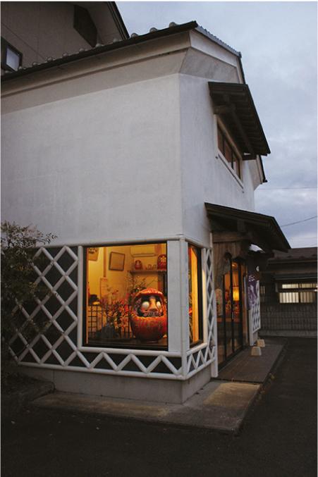 佐川だるま製作所 店舗