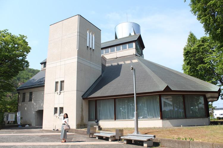 Fukushima Yūji Koseki Memorial Hall