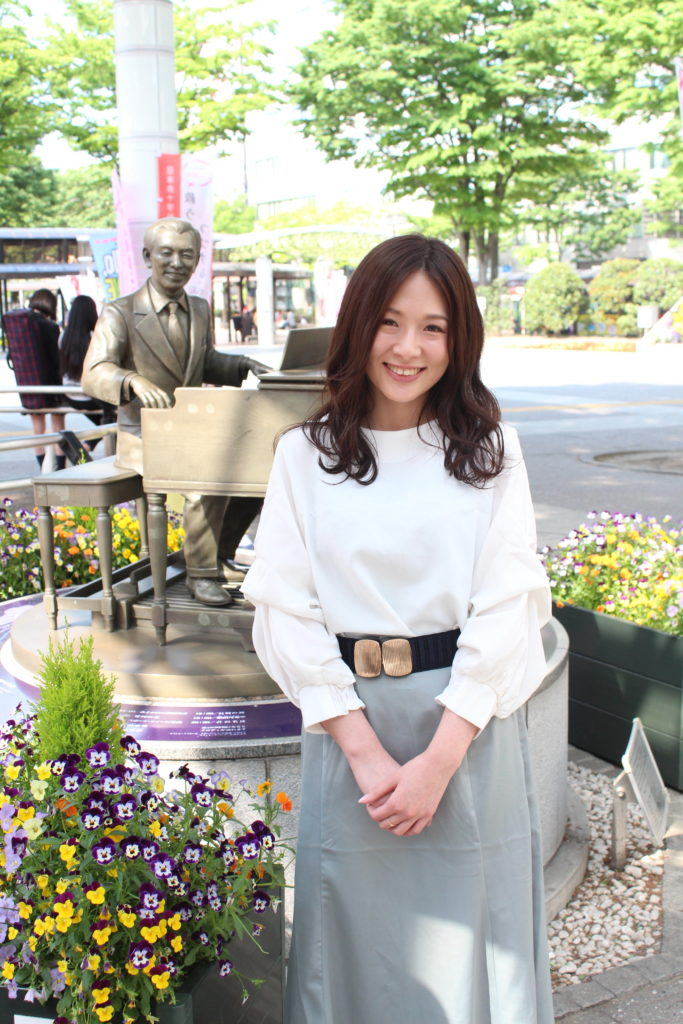 古関裕而特集 読者モデル