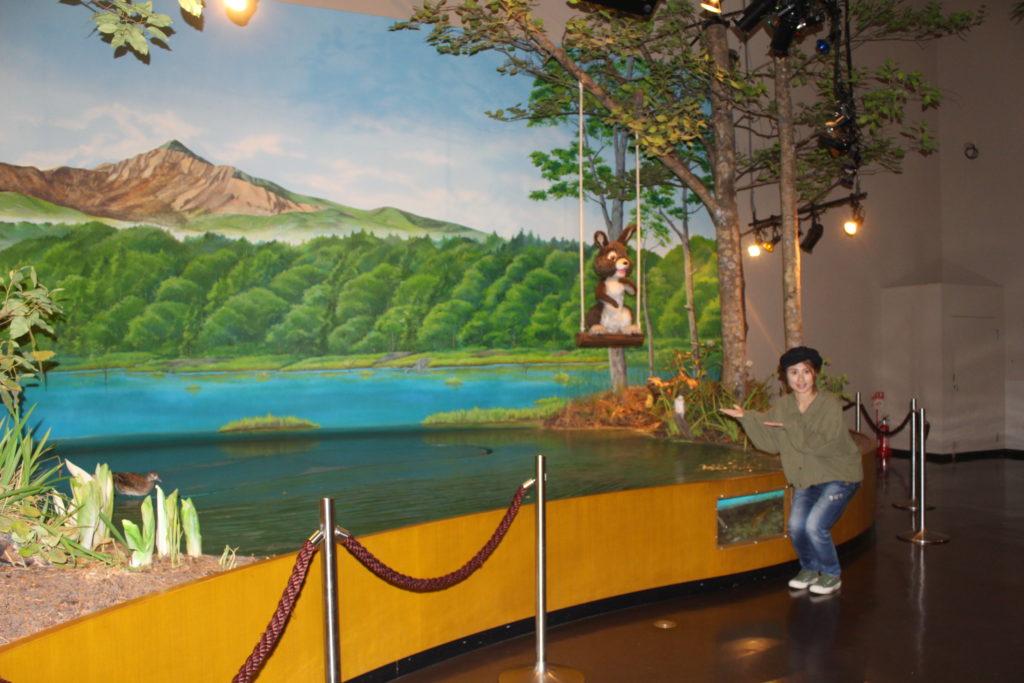 磐梯山噴火記念館⑦