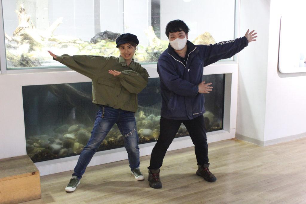 アクアマリンいなわしろカワセミ水族館⑱