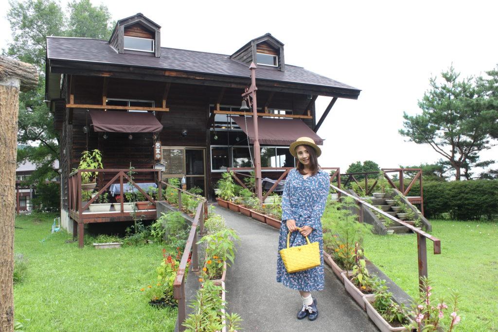 森の民話茶屋①