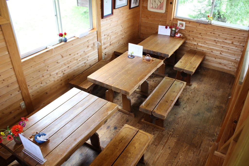 森の民話茶屋⑦