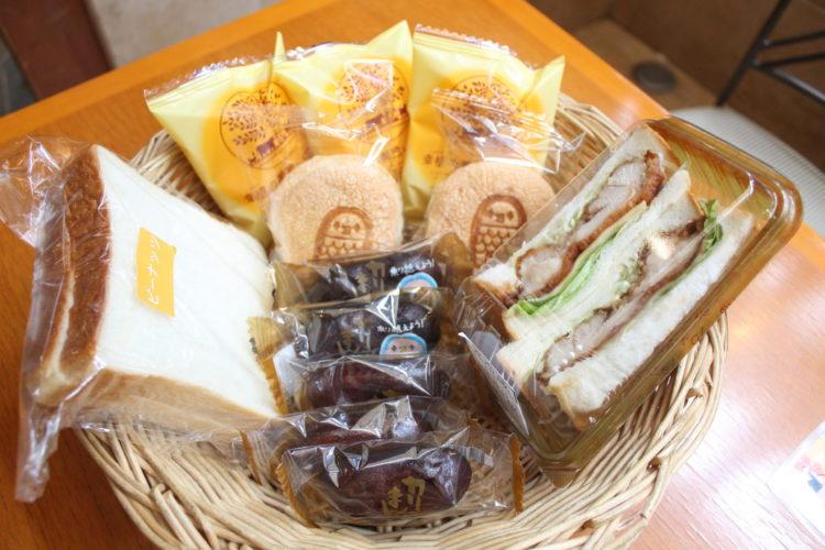お菓子のさかい 石川本店②