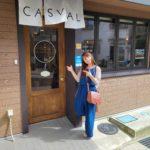 足湯Cafe Casval④