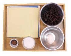 抹茶のガレットデロア